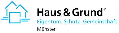 www.haus-und-grund-muenster.de Logo